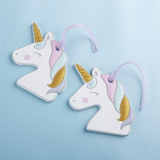 Unicorn Luggage Tag-Kate Aspen