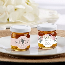 Personalized Clover Honey - English Garden (set of 12)-Kate Aspen