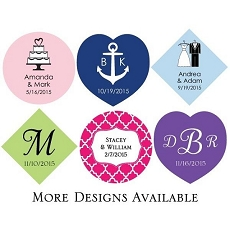 Personalized Tags (Set of 36)-Kate Aspen