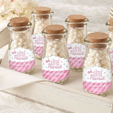 Personalized Milk Jar - Little Peanut (Set of 12)