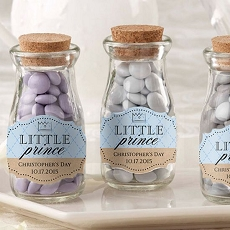 Personalized Milk Jar - Little Prince (Set of 12)