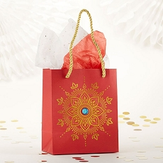 Indian Jewel Gift Bag (Set of 6)