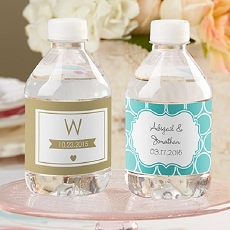 Personalized Water Bottle Labels-Kate Aspen