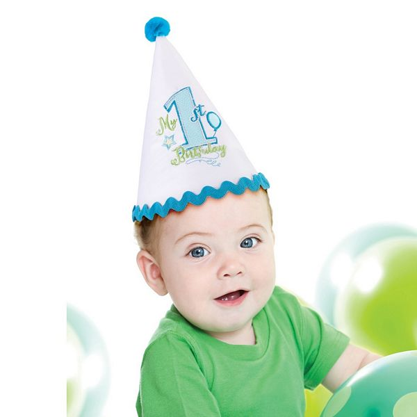 First Birthday Cap