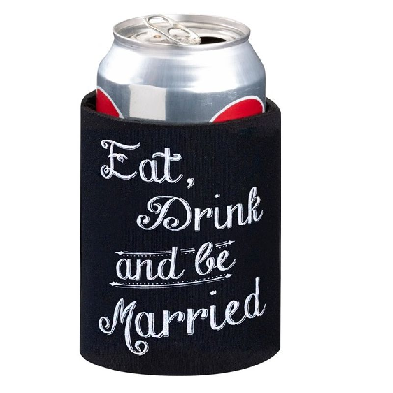 Lillian Rose Eat, Drink and Be Married Cup Cozy
