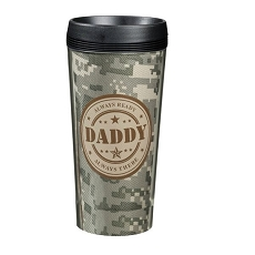 Daddy Camouflage Cup