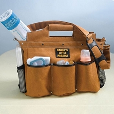 Daddy Builder Diaper Bag