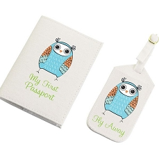 Blue Owl Tag & Passport