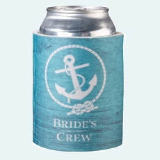 Lillian Rose Coastal Bride's Crew Can Cozy