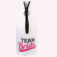 Lillian Rose Team Bride Bottle Cozy