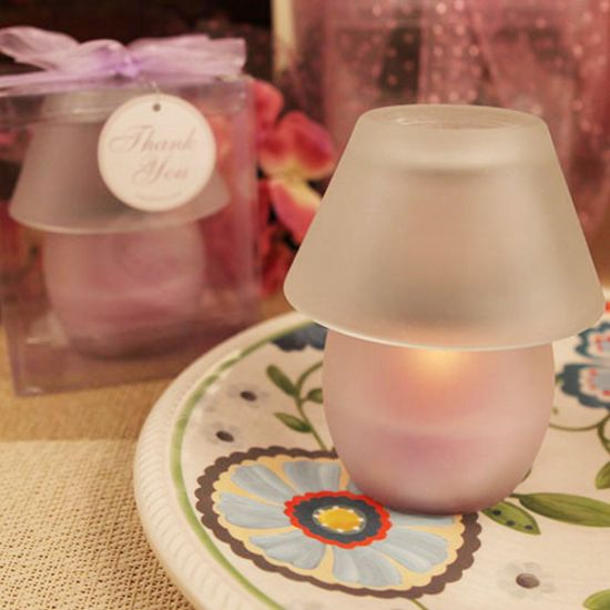 Perfect Shade Lavender Candle Lamp