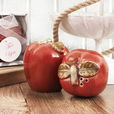 Apple Orchard Salt & Pepper Shakers