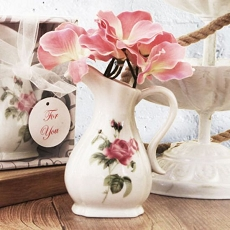 The Rose Fine Porcelain Vase