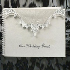 Eleganza Collection Guest Books