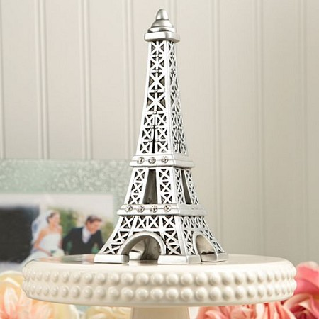 Eiffel Tower Centerpiece / Cake Topper