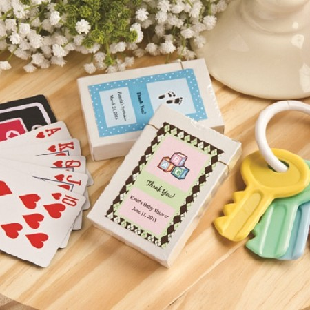 Design your Own Collection Playing Cards-Baby
