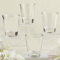 Perfectly Plain Collection Shot Glass From Fashioncraft