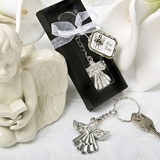 Guardian Angel Key Ring Favor