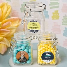 Personalized Apothecary Jars-Celebrate