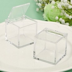 Perfectly Plain Acrylic Box