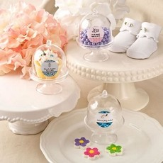Personalized Medium Size Cake Stand For Treats & Cup Cakes-Baby