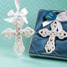 Stunning Hanging Cross Ornament from FashionCraft