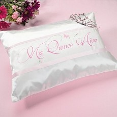 Mis Quince Anos Pillow