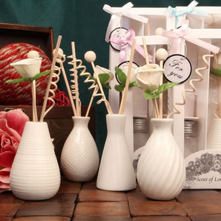 Scent Of Love Vase Diffuser (Assorted)