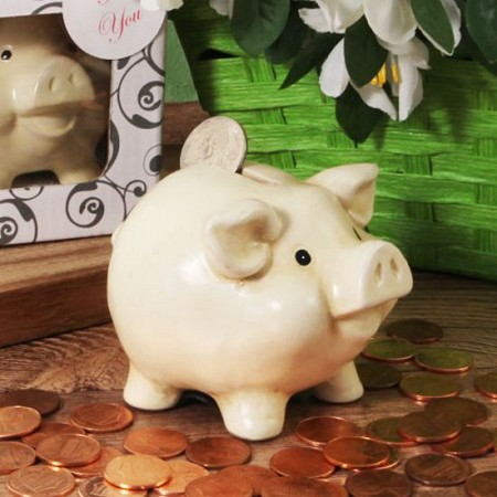 Pretty Penny Piggy Bank