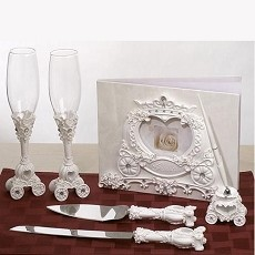 Wedding Coach Theme Wedding Set