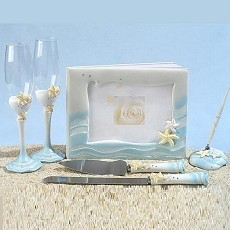 Starfish Beach Wedding Set